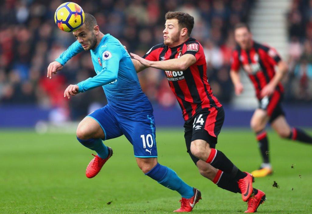 Eks Liverpool Jadi Penentu Kemenangan Bournemouth atas Arsenal