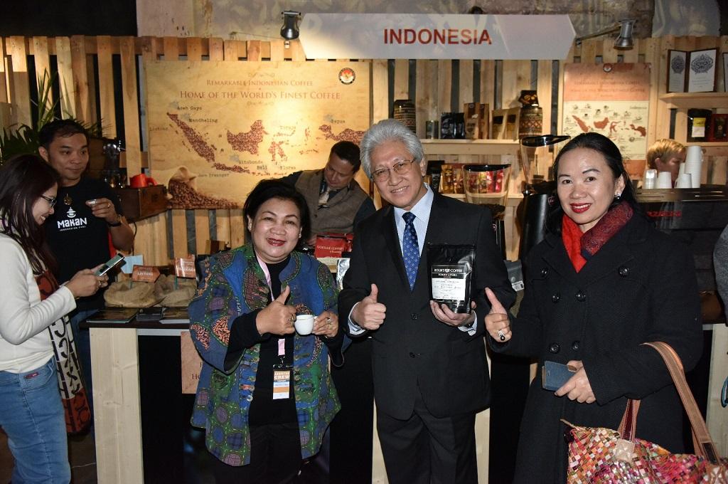 Kopi Indonesia Berpeluang Besar di Pasar Austria