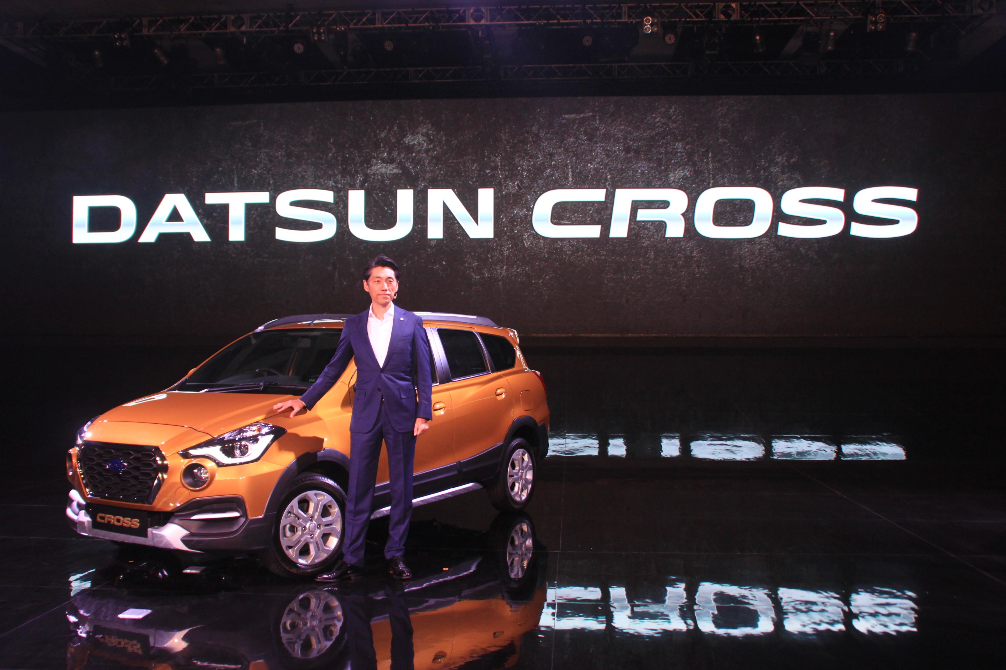Cross Mengaspal Datsun Siap Bersaing Di 2018