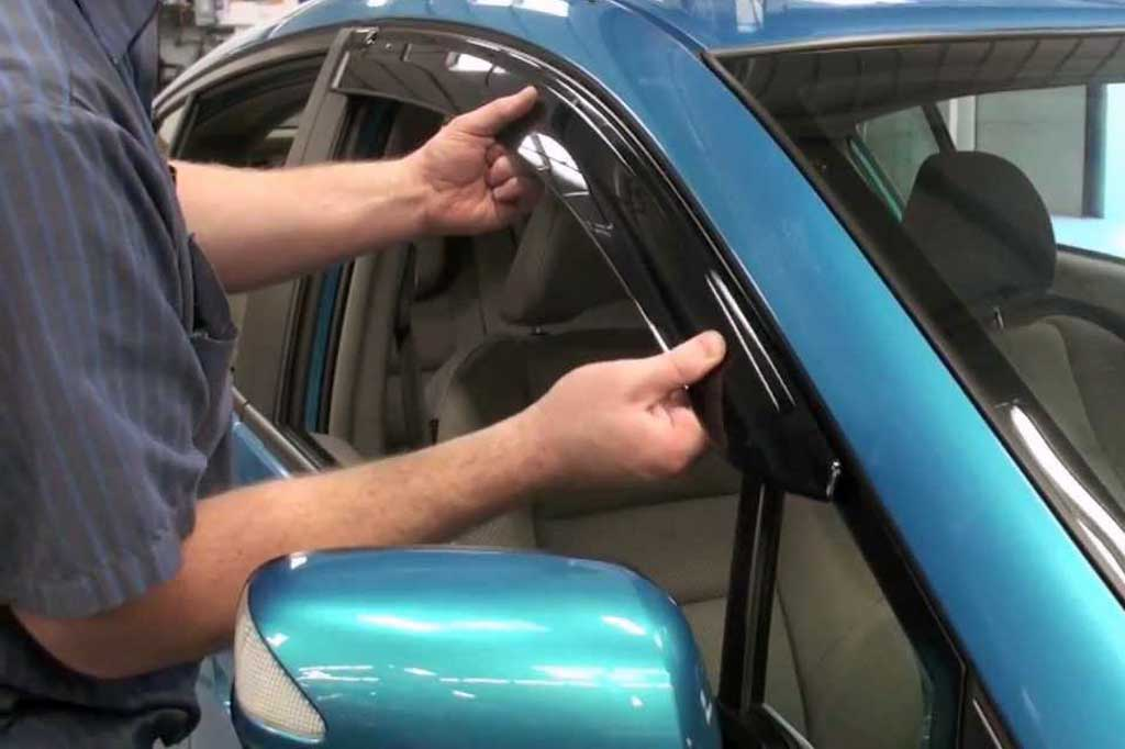 Jangan Anggap Sepele Peran Talang Air Mobil