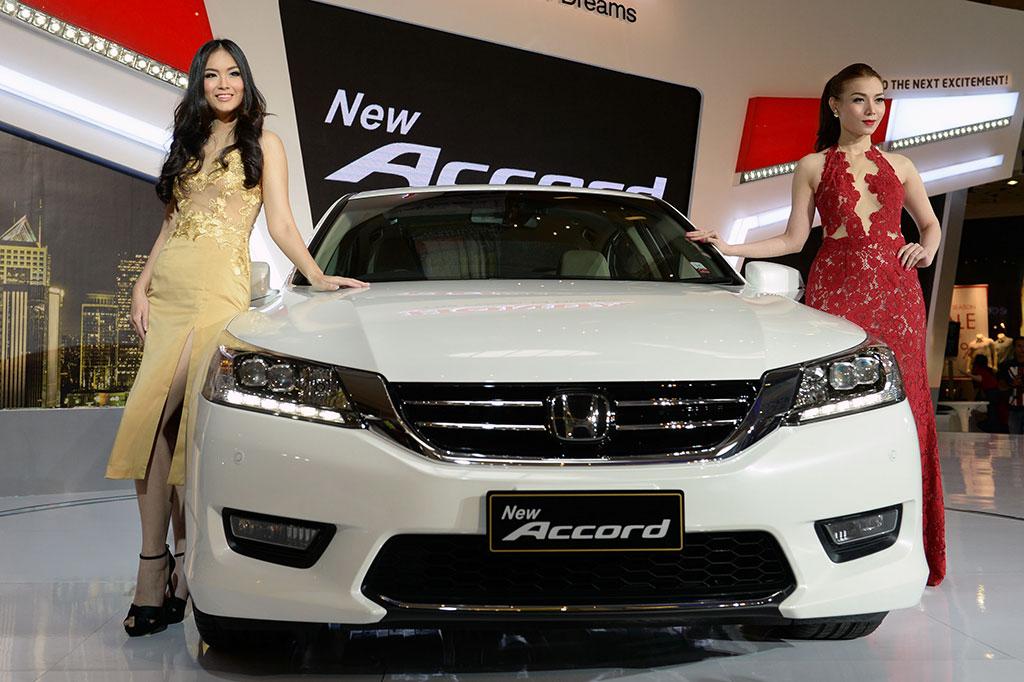 Honda <i>Recall</i> Lagi, Ribuan Odyssey dan Accord Terdampak