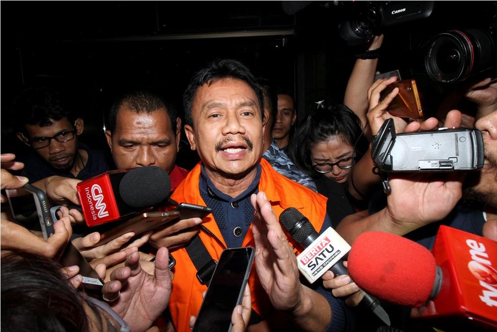 DPP Golkar: Nyono Diberhentikan Sementara