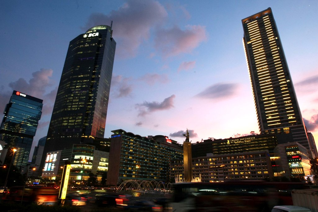 Ekonomi DKI Jakarta 2017 Tumbuh Capai 6,22%