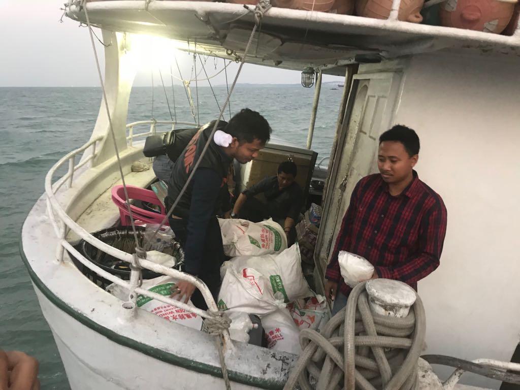 Kapal Penyelundup Narkoba di Batam Pernah Jadi Target Operasi