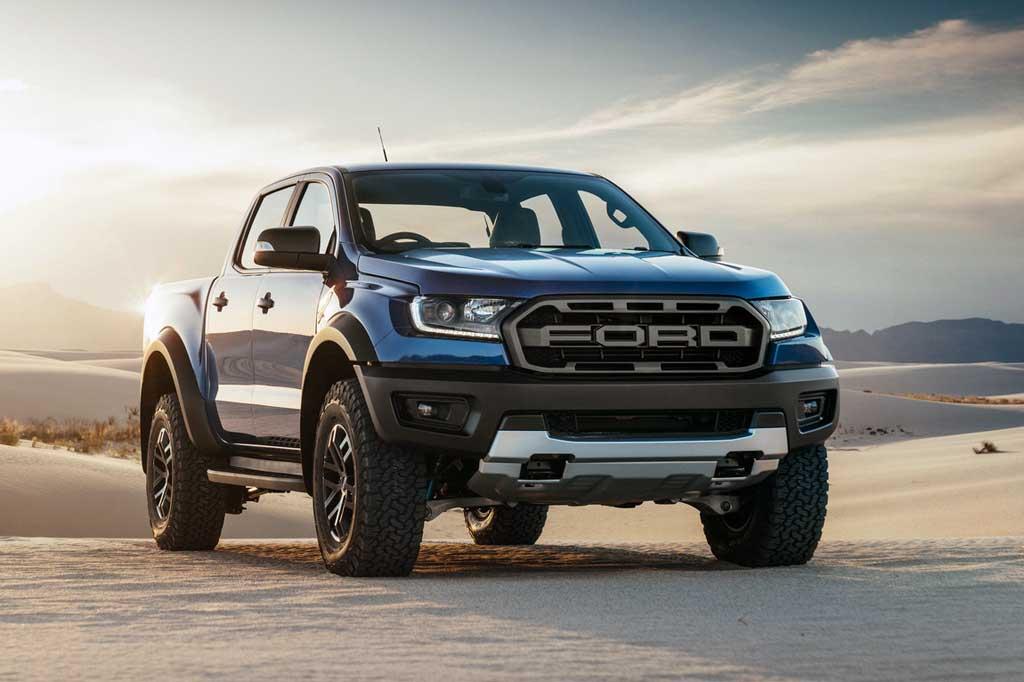 Ford Ranger Raptor 2019 Tenaga Kecil Torsi Raksasa Medcom Id
