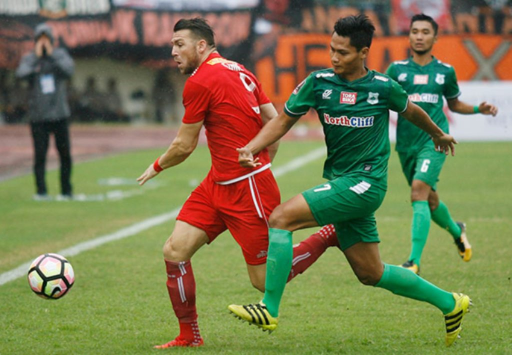 Bekap PSMS, Persija Lolos ke Final Piala Presiden 2018