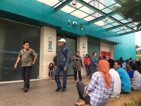 Dua Korban Kecelakaan Tanjakan Emen Dirujuk ke RS Mayapada