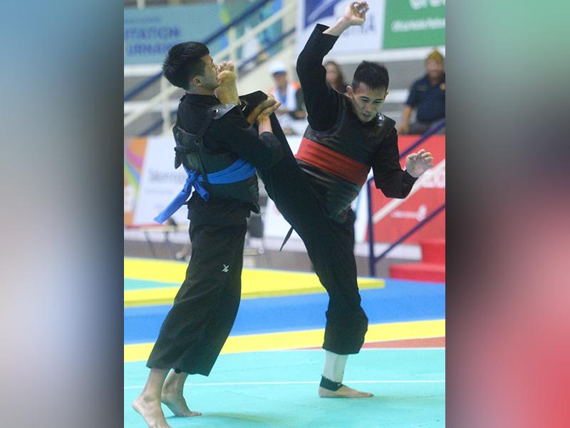 Atlet Silat Indonesia Siap Latih <i>Speed</i> Tendangan di Korea