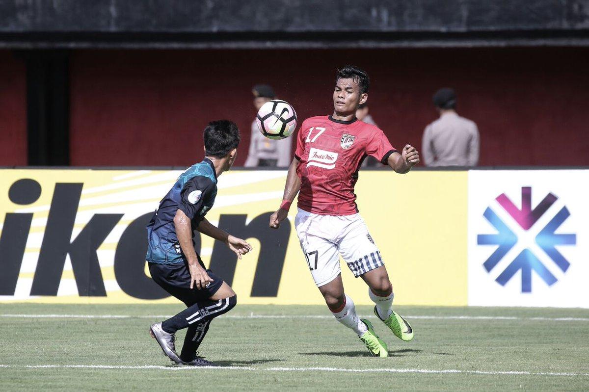 Bali United Dipermalukan Yangon United
