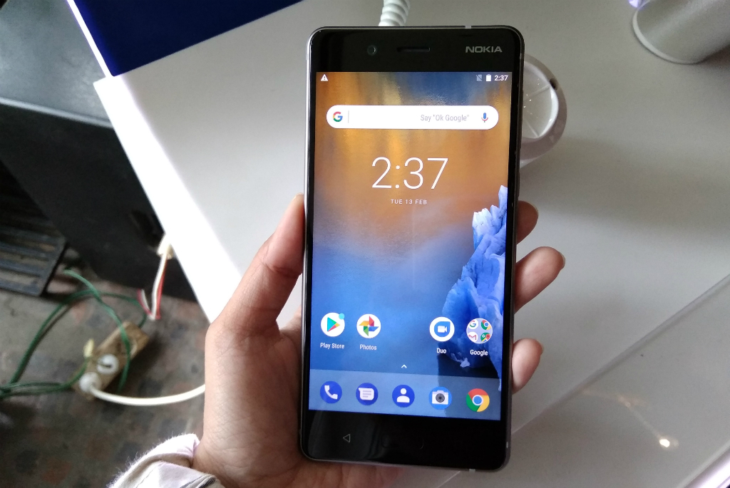 Seperti Apa Spesifikasi Nokia 8?