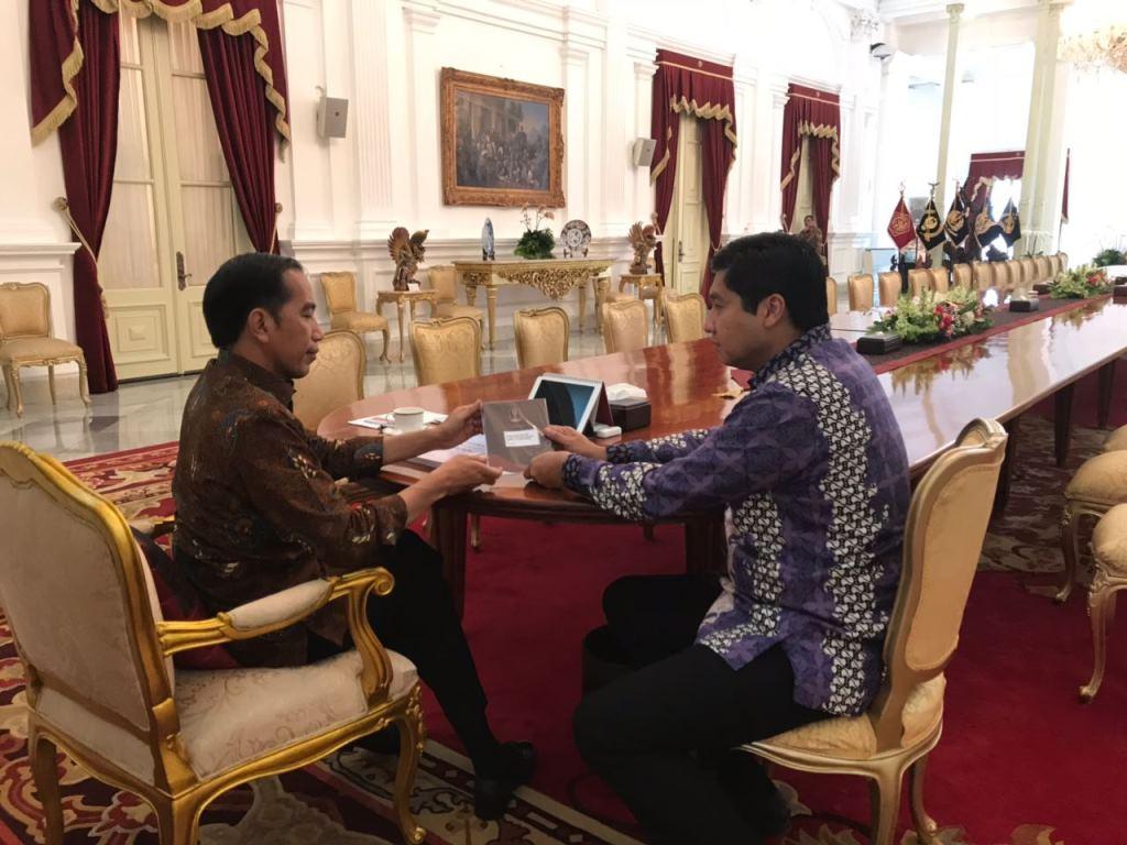 Presiden Jokowi bakal Hadiri Final Piala Presiden 2018