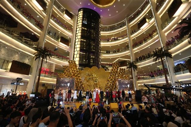 Golden Glam Inspirasi Perpaduan Kekayaan Budaya Indonesia dalam Nuansa Imlek