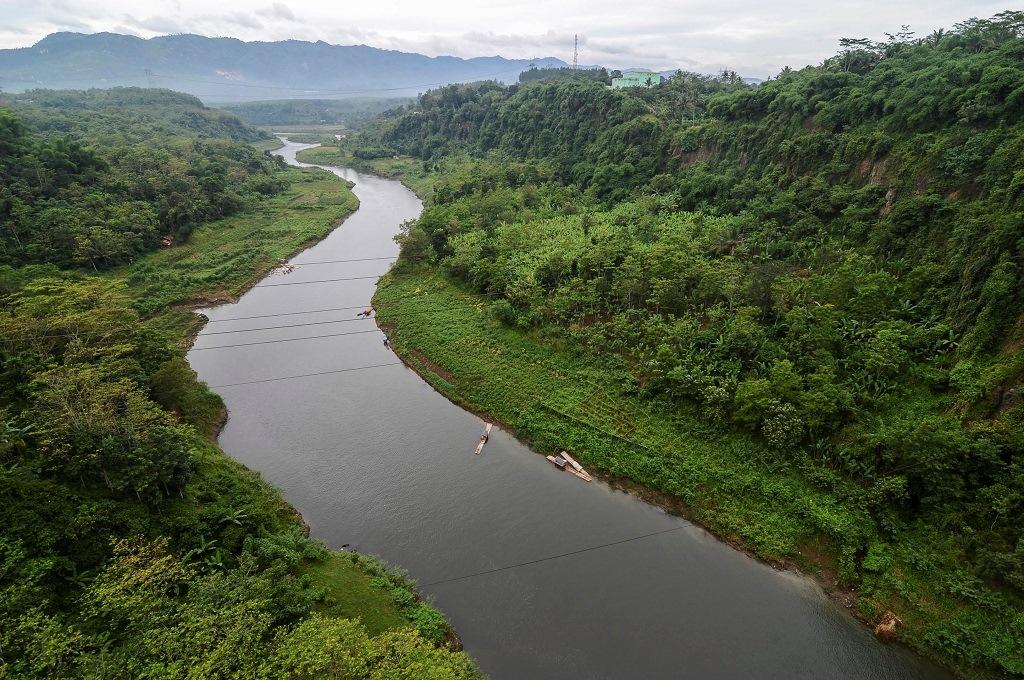 Hanya Satu Solusi Tangani Sungai Citarum