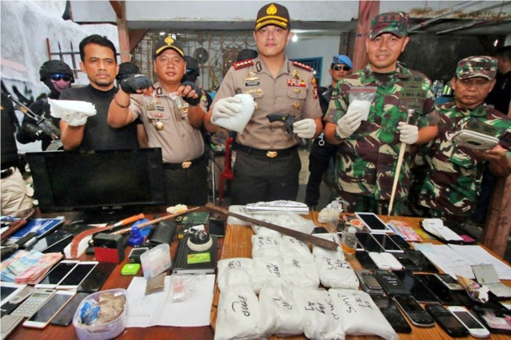 Warga Diminta Berani Melapor Terkait Peredaran Narkoba di Kampung Boncos