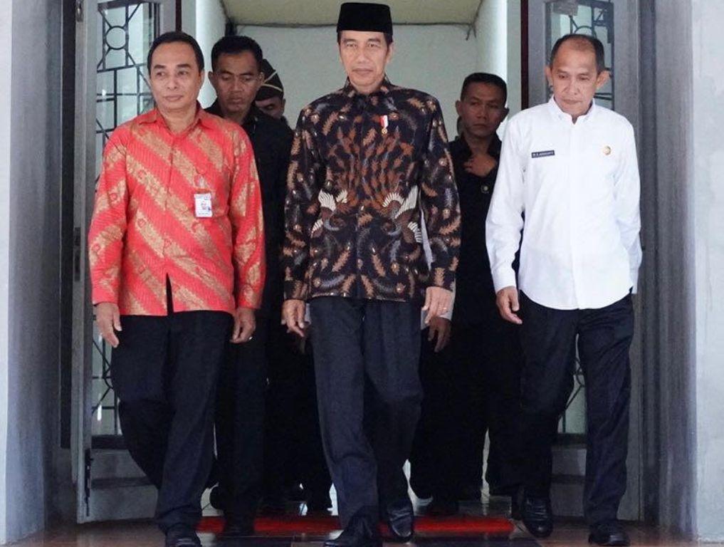 Presiden Hadiri Kongres HMI di Ambon