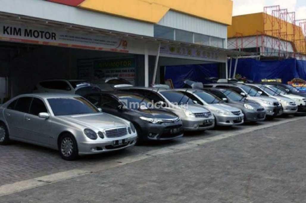 Pemilihan Warna Tak Pengaruhi Penjualan Mobil Bekas