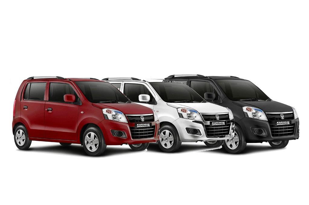 Suzuki Kepergok Siapkan Karimun Wagon R Baru