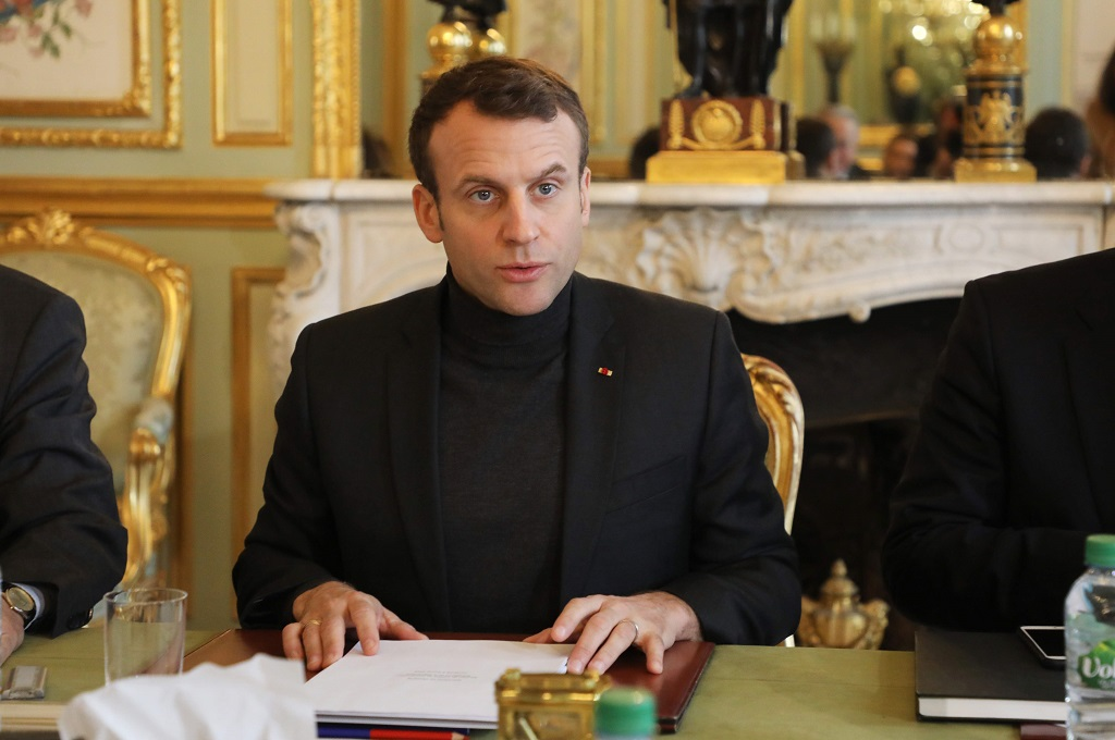 Prancis Ancam Gempur Suriah Jika Serangan Kimia Terbukti