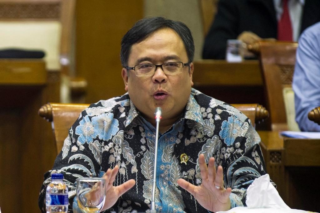 Masuk Bursa Calon Gubernur BI, Bambang Akui Telah Belajar Moneter Sejak Kuliah