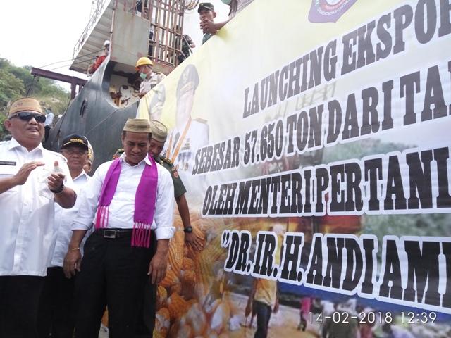 Produksi Jagung Meningkat, Pendapatan Masyarakat Gorontalo Naik
