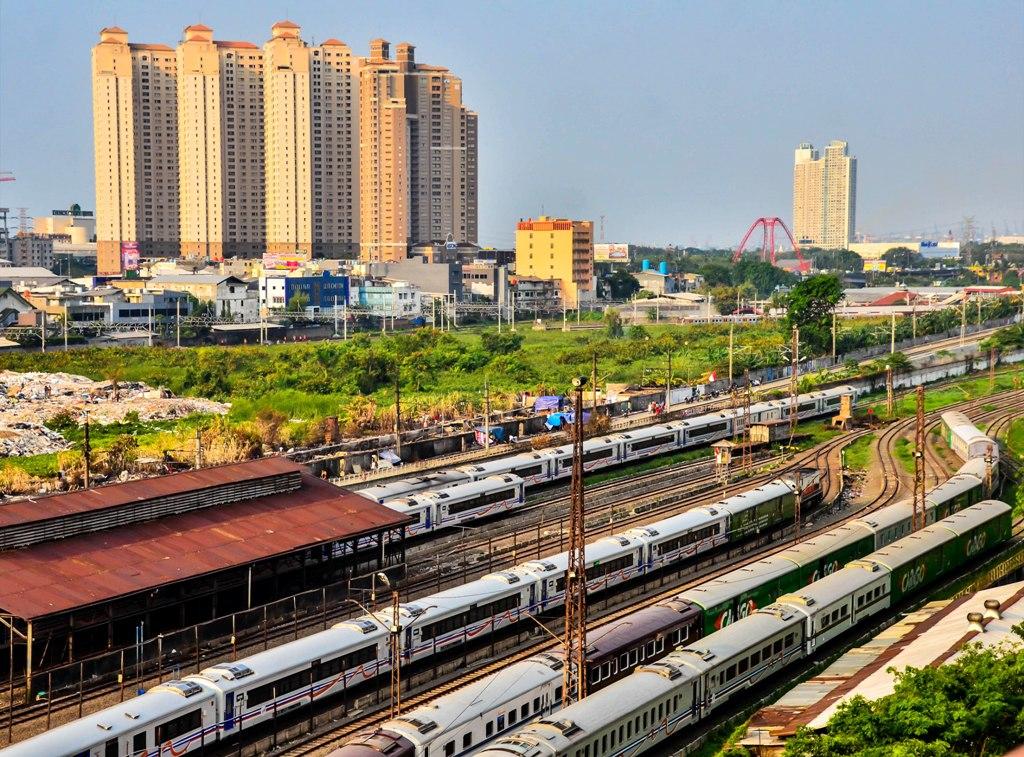 Pemerintah Bidik 60% Warga Jakarta Beralih ke Transportasi Massal di 2029
