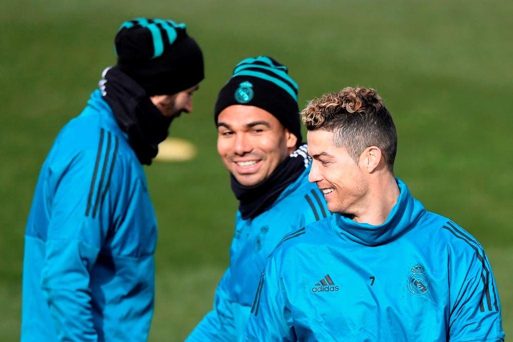 <i>Head to Head</i> Real Madrid vs PSG
