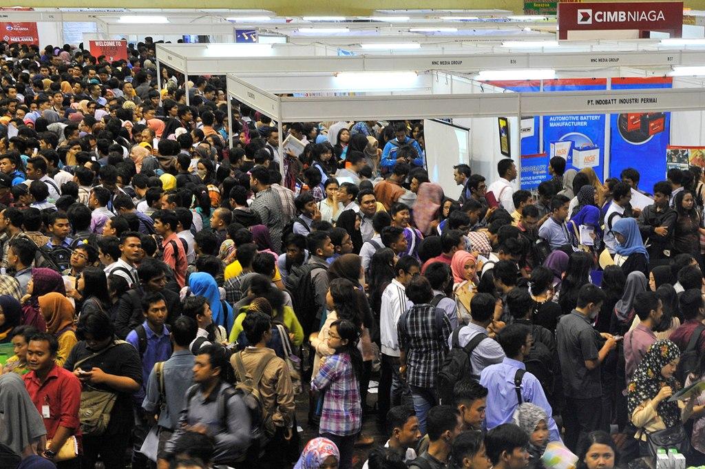 Pemerintah tak Ingin Indonesia Masuk Usia Tua tanpa Naik Kelas