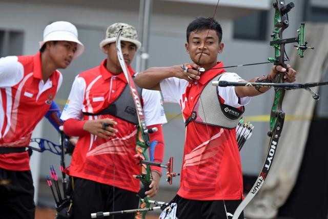 Tim Panahan Indonesia Dikalahkan Taiwan di Final Recurve
