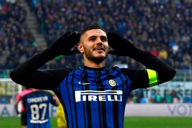 Asa Persib Memboyong Striker Inter Mauro Icardi