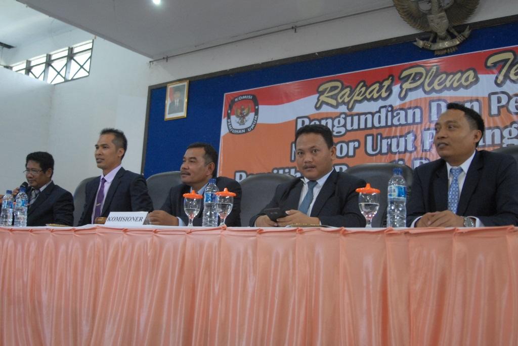 KPU Tegal Targetkan Partisipasi Pemilih 75 Persen