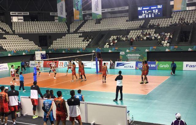 Voli Ciptakan All Indonesian Final