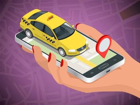 Aliando Sebut Razia Taksi Online Ditiadakan Sementara
