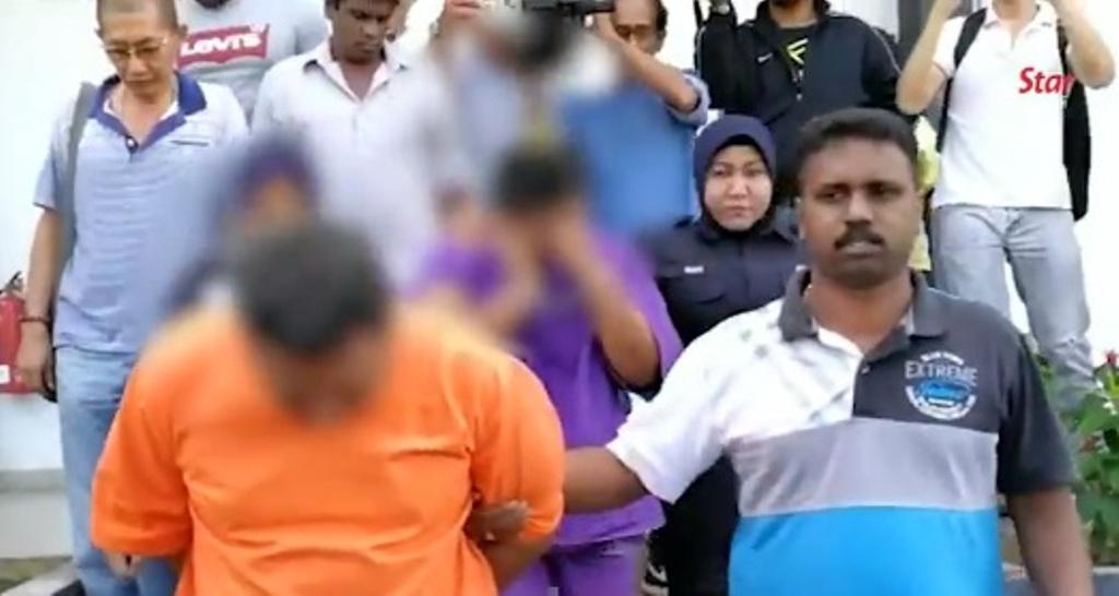 Polisi Malaysia Selidiki Agen yang Membawa Adelina