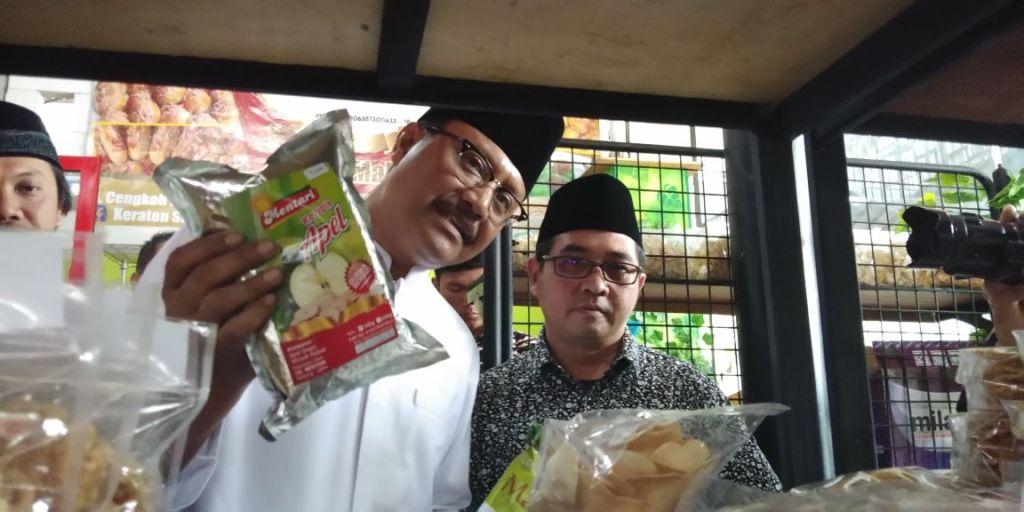 Kampanye Perdana, Gus Ipul Sambangi Malang