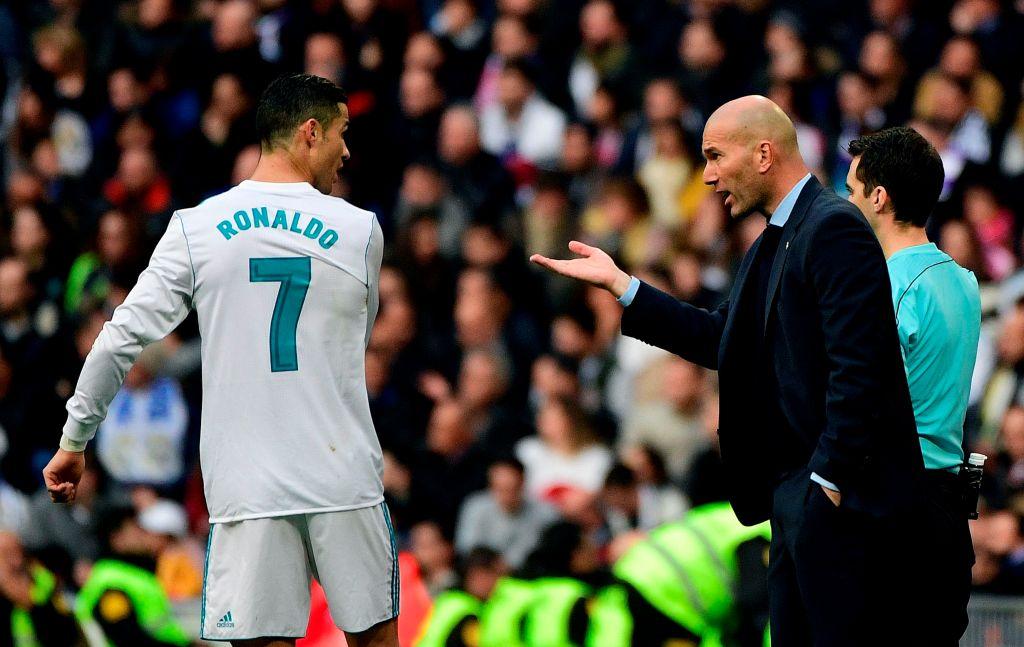 Zidane: Ronaldo Selalu Bikin Hal-hal Menakjubkan