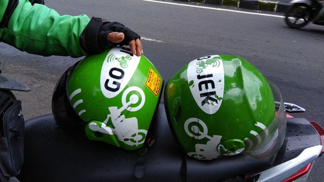 Driver Go-Jek Tuntut Kesejahteraan