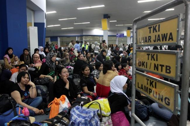 62 TKI asal NTT Tewas di Malaysia Sepanjang 2017