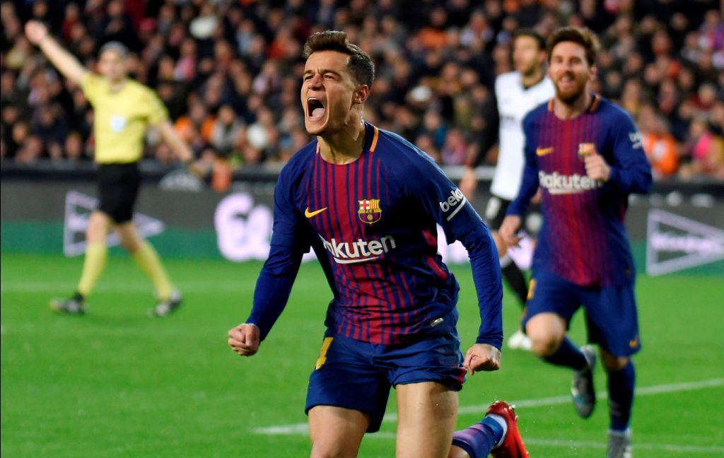 Coutinho Merasa Jauh Lebih Berkembang di Barcelona