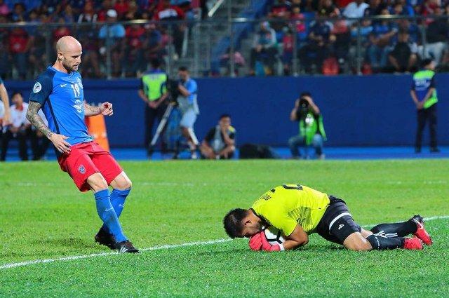 Takluk di Malaysia, Persija Fokus Hadapi Bali United