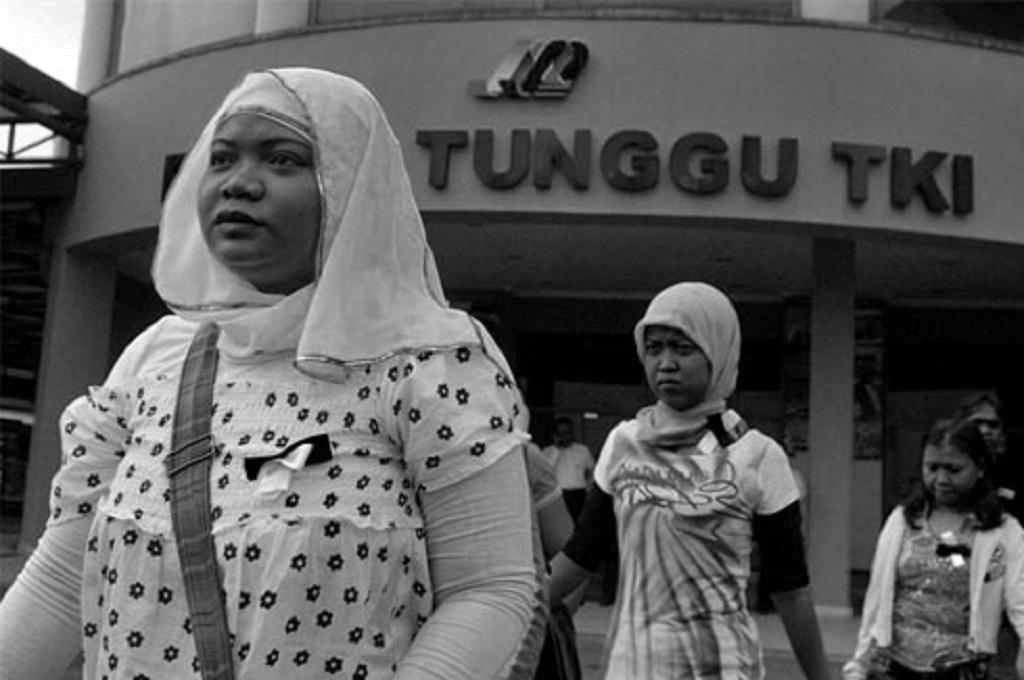 Ada Komunitas Pelindung TKI Ilegal di Malaysia