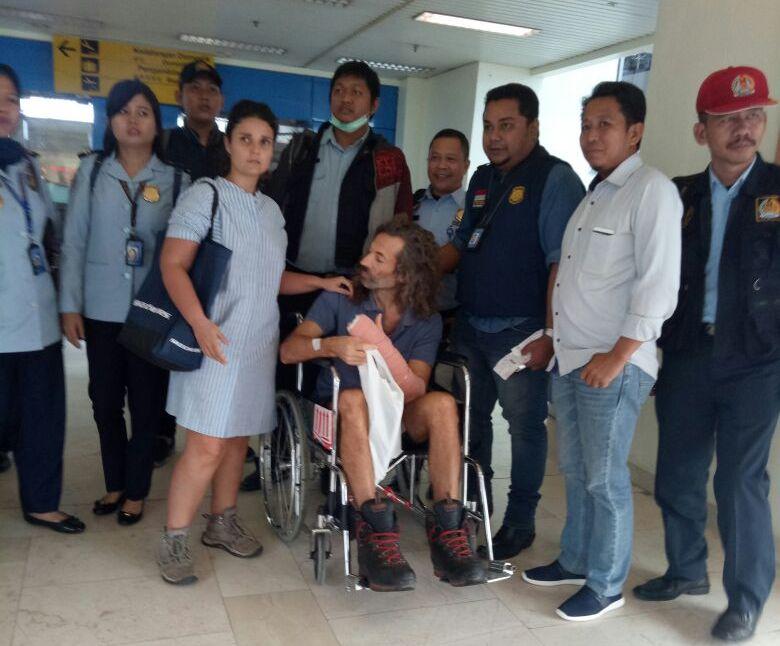 Penculik Bocah Asal Argentina Diserahkan ke Kedubes