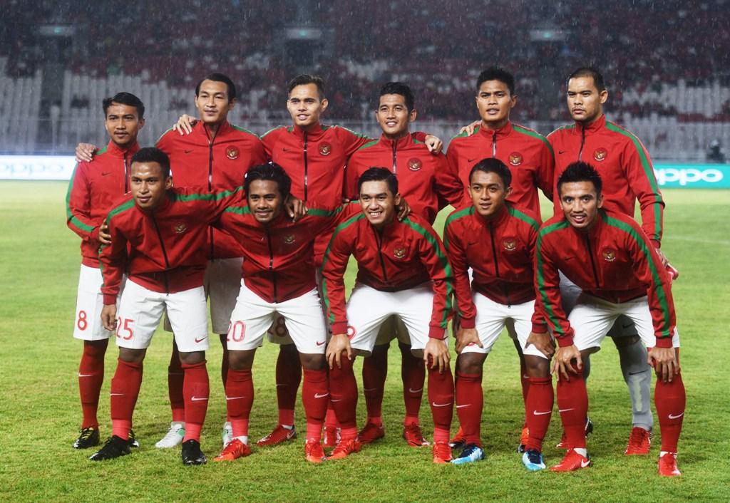 Indonesia Statis, Islandia Capai Posisi Tertinggi di Rangking FIFA