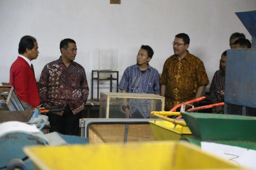 Kembangkan Sektor Pertanian, Mentan Gandeng Faperta se-Indonesia