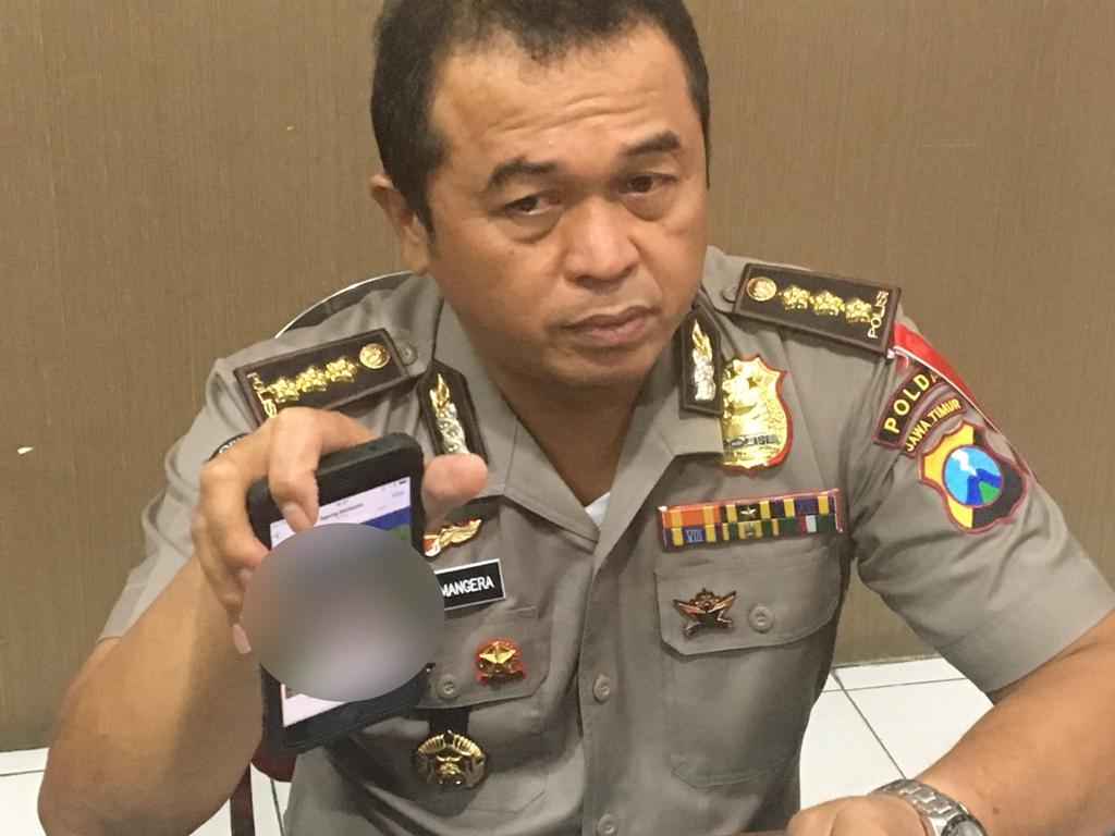 Guru Cabul di Jombang Ditetapkan sebagai Tersangka