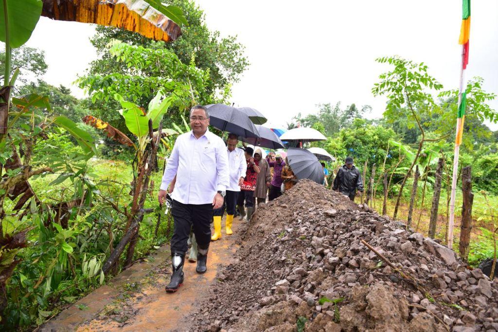 Mendes Kerahkan 39 Ribu Pendamping Desa untuk Padat Karya