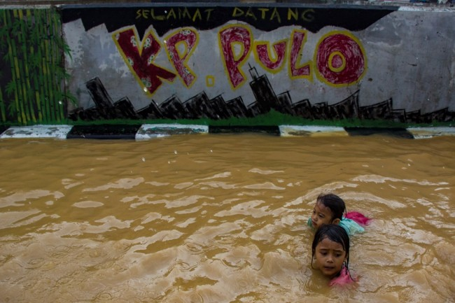 Jakarta Kekurangan Daerah Resapan Air