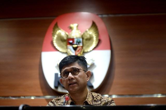 KPK Tetapkan Tiga Tersangka Pinjaman Daerah Lampung Tengah