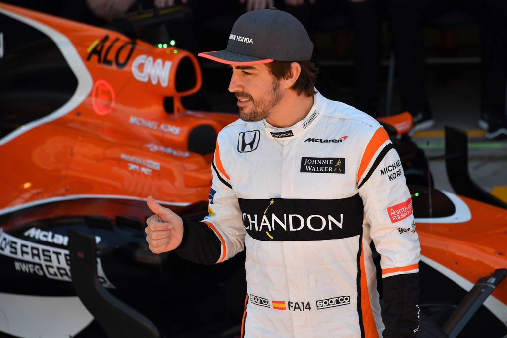 Bersama Renault, McLaren Punya Ekspektasi Tinggi di F1 2018