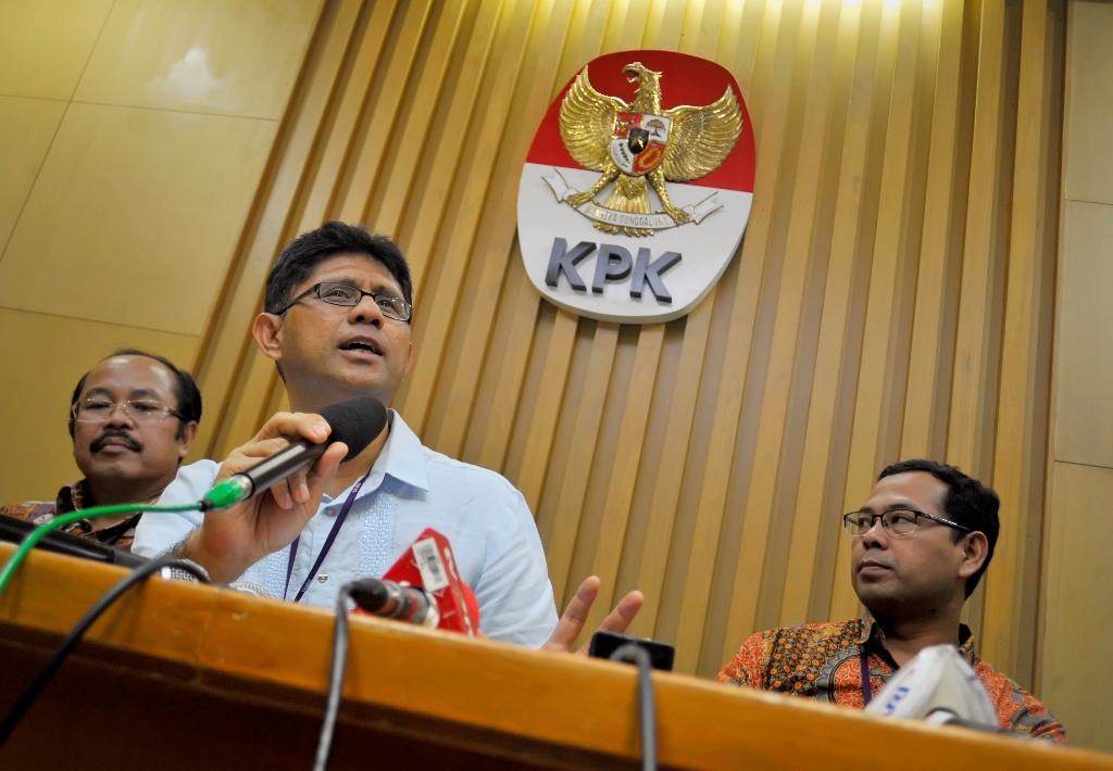 Keju jadi Kode Uang Suap Pinjaman Daerah Lampung Tengah