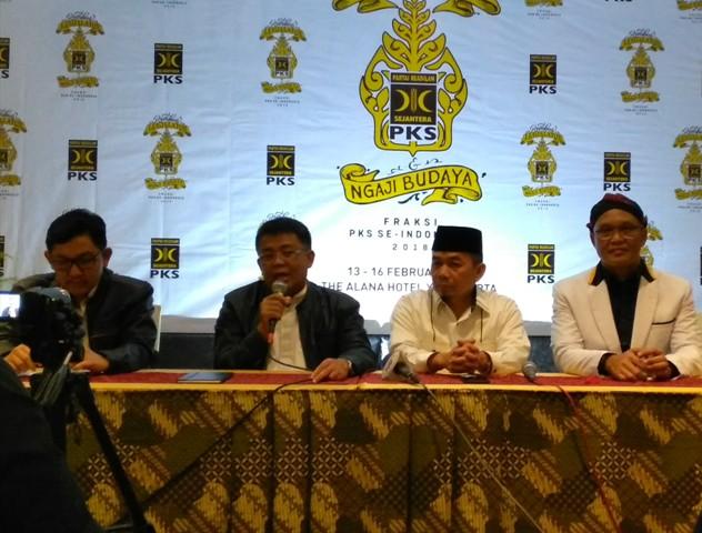 PKS Larang Kader Lakukan Kampanye Hitam